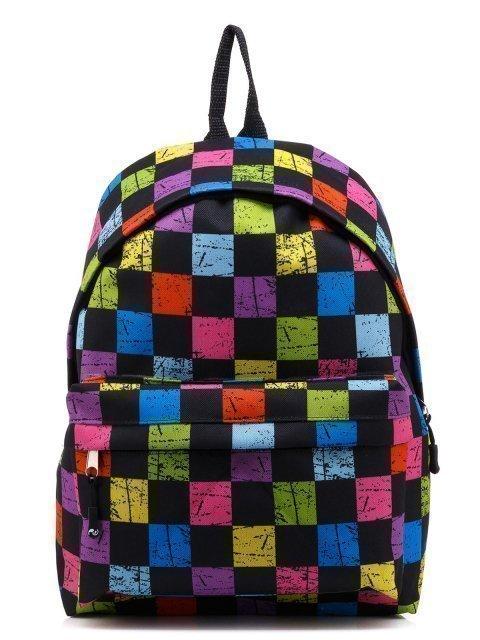 Чёрный рюкзак Lbags - 999.00 руб