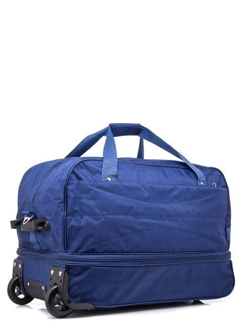 Синий чемодан Lbags (Эльбэгс) - артикул: К0000015896 - ракурс 1