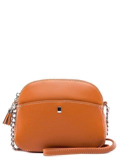 Оранжевая сумка планшет David Jones - 800.00 руб