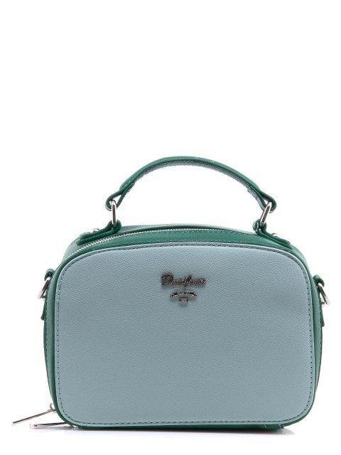Мятная сумка планшет David Jones - 1150.00 руб
