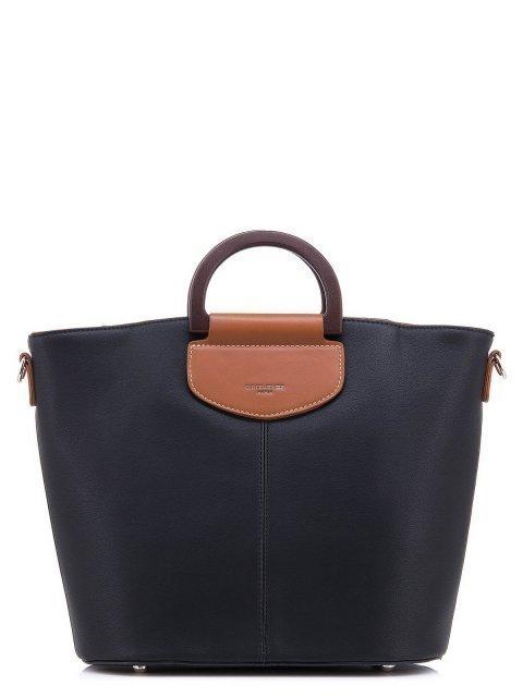 Чёрная сумка классическая David Jones - 1600.00 руб