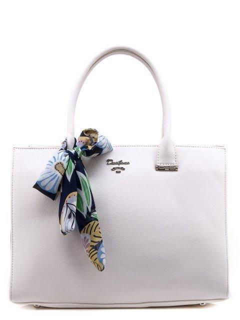 Белая сумка классическая David Jones - 1350.00 руб