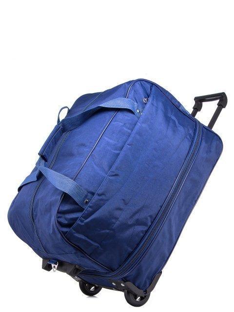 Синий чемодан Lbags (Эльбэгс) - артикул: К0000015896 - ракурс 4