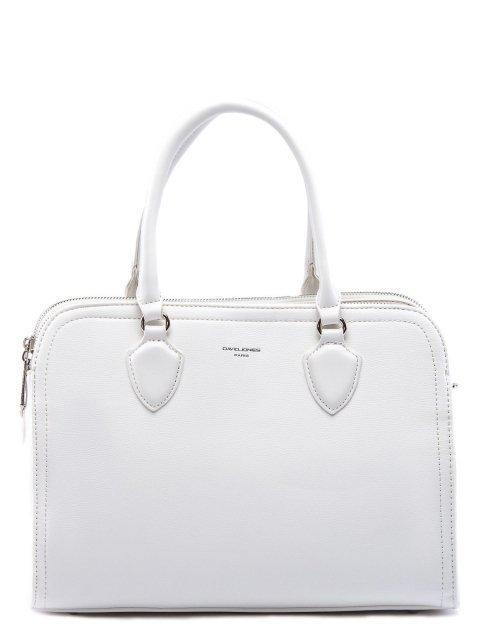 Белая сумка классическая David Jones - 1500.00 руб