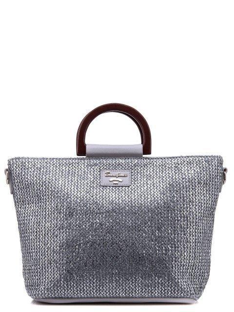 Серебряная сумка классическая David Jones - 1200.00 руб