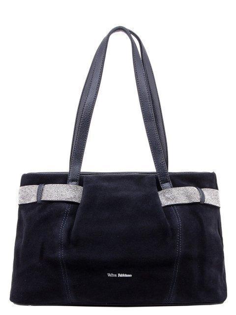 Синяя сумка классическая Fabbiano - 1500.00 руб