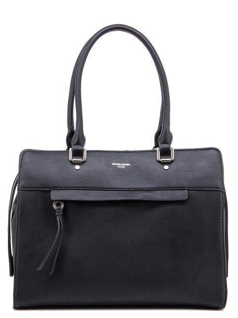 Чёрная сумка классическая David Jones - 1819.00 руб