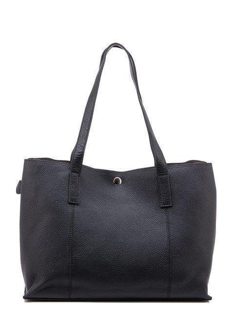 Чёрный шоппер Angelo Bianco - 2750.00 руб