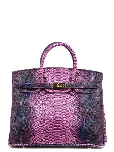 Фиолетовая сумка классическая Angelo Bianco - 1942.00 руб
