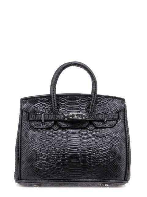 Чёрная сумка классическая Angelo Bianco - 1250.00 руб