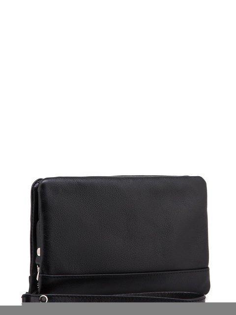 Чёрная сумка планшет S.Lavia (Славия) - артикул: 0046 10 01 - ракурс 1