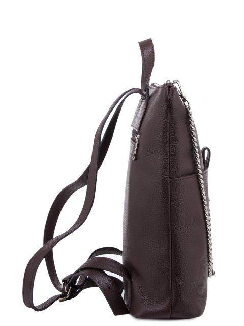 Коричневый рюкзак S.Lavia (Славия) - артикул: 0062 12 02 - ракурс 2