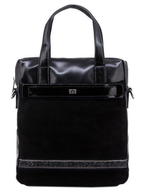 Чёрная сумка классическая Fabbiano - 1750.00 руб