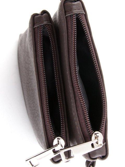 Коричневая сумка планшет S.Lavia (Славия) - артикул: 893 62 02 - ракурс 4