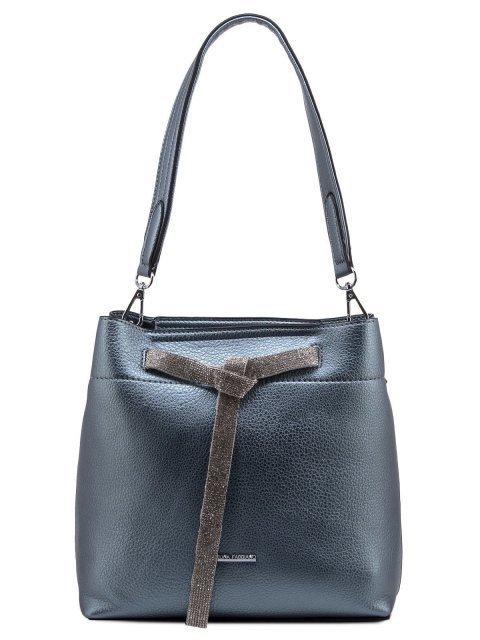 Синяя сумка планшет Fabbiano - 2799.00 руб