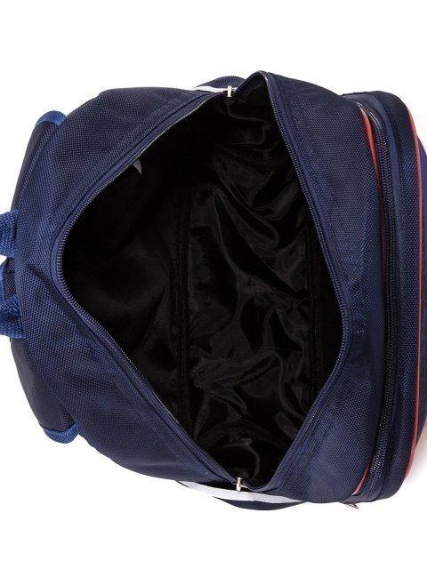 Синий рюкзак Lbags (Эльбэгс) - артикул: К0000031241 - ракурс 4