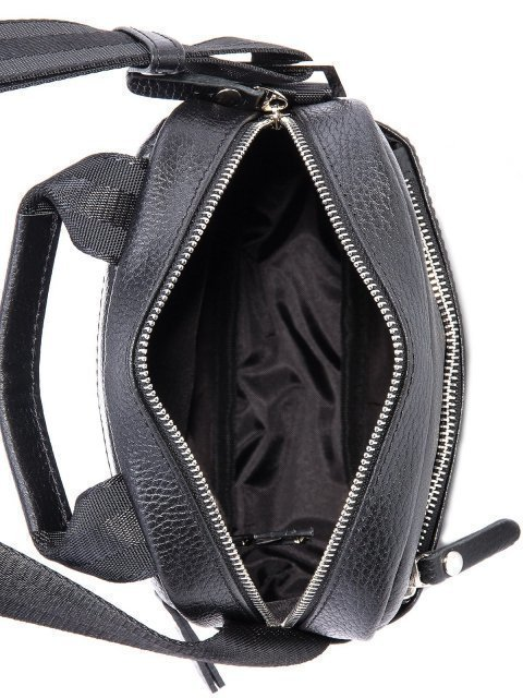 Чёрная сумка планшет S.Lavia (Славия) - артикул: 0038 12 01 - ракурс 5