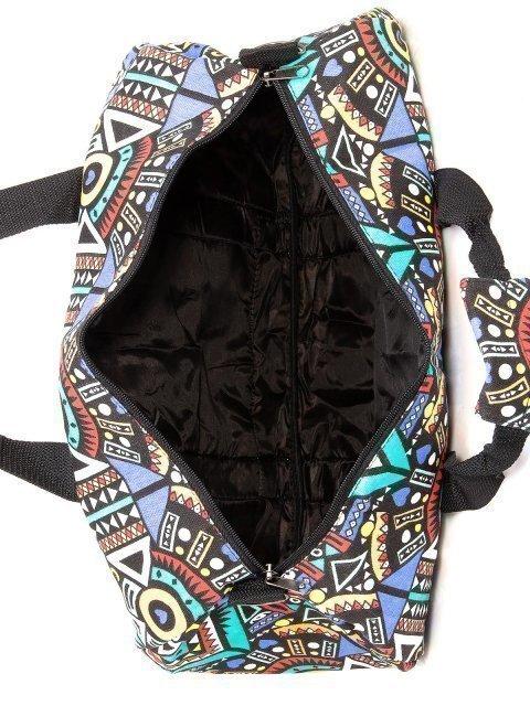 Голубая дорожная сумка Sarabella (Sarabella) - артикул: 0К-00002774 - ракурс 4