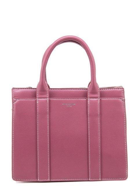 Розовая сумка классическая David Jones - 1150.00 руб