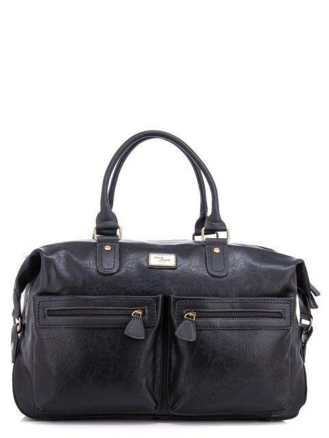 Чёрная дорожная сумка David Jones - 3190.00 руб