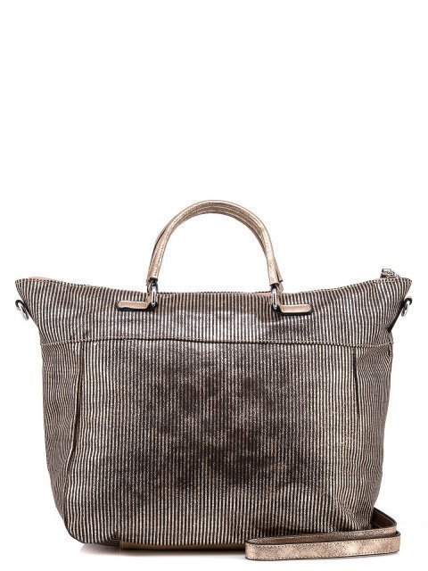 Бронзовый шоппер Domenica (Domenica) - артикул: 0К-00002055 - ракурс 3