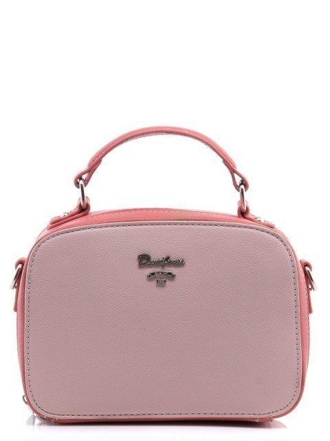 Розовая сумка планшет David Jones - 1150.00 руб