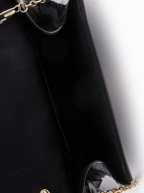 Чёрная сумка планшет Angelo Bianco (Анджело Бьянко) - артикул: К0000026599 - ракурс 4