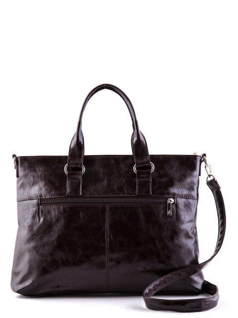 Коричневая сумка классическая S.Lavia (Славия) - артикул: 355 048 12 - ракурс 4