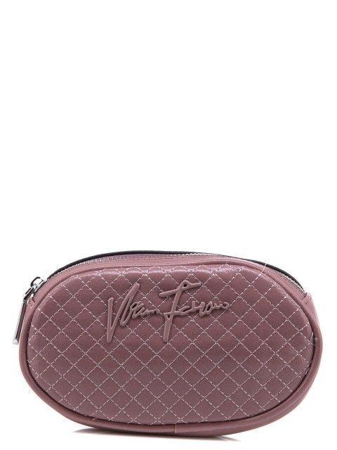 Розовая сумка на пояс Fabbiano - 950.00 руб