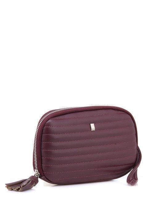 Бордовая сумка планшет David Jones (Дэвид Джонс) - артикул: 0К-00001700 - ракурс 1