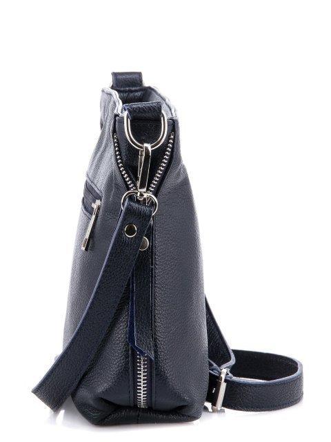 Синяя сумка планшет S.Lavia (Славия) - артикул: 0015 13 70 - ракурс 3