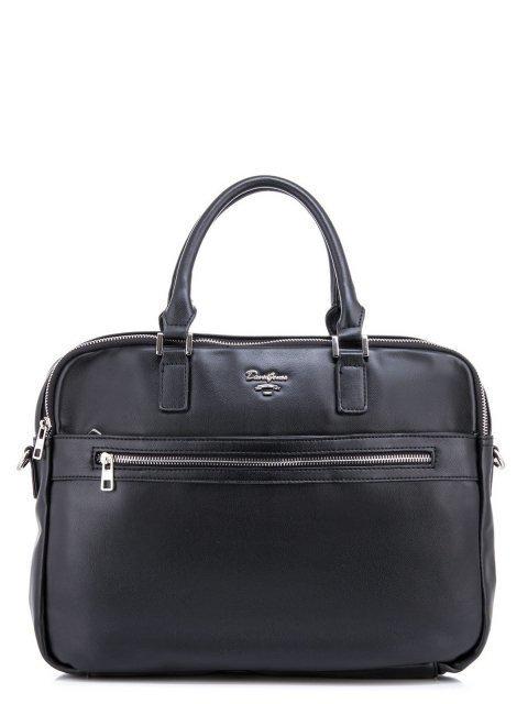 Чёрная сумка классическая David Jones - 1196.00 руб