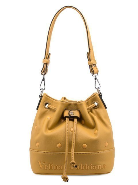 Жёлтая сумка планшет Fabbiano - 2463.00 руб