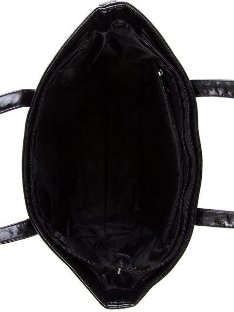 Чёрная сумка классическая S.Lavia (Славия) - артикул: 448 048 01 - ракурс 5