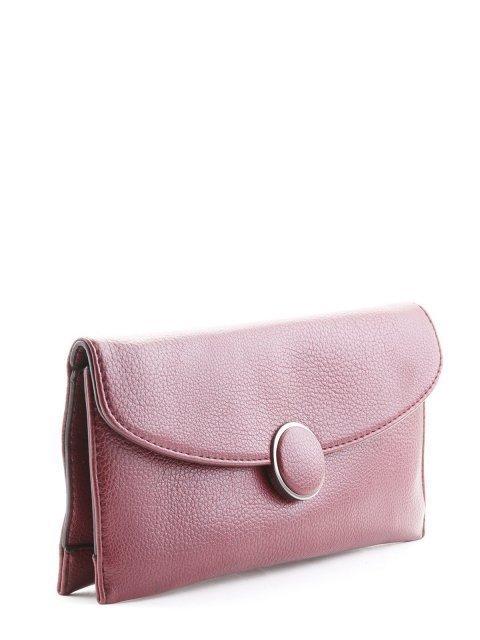 Бордовая сумка планшет Polina (Полина) - артикул: К0000021096 - ракурс 1