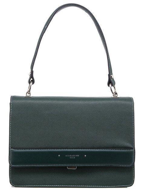 Зелёный портфель David Jones - 1450.00 руб