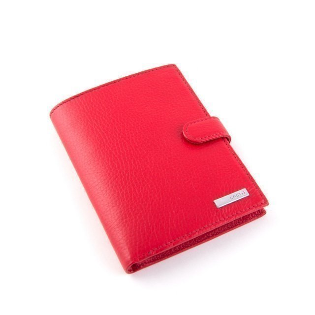 Красное портмоне Karya - 1183.00 руб