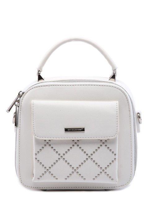 Белая сумка планшет David Jones - 1100.00 руб