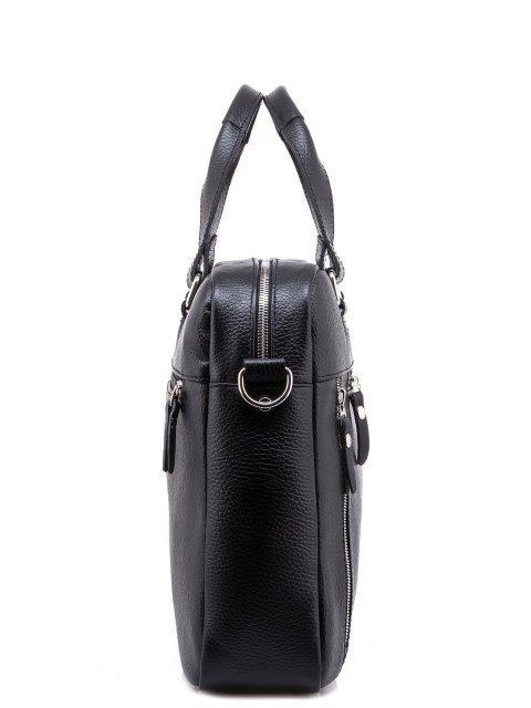 Чёрная сумка классическая S.Lavia (Славия) - артикул: 0043 12 01 - ракурс 2