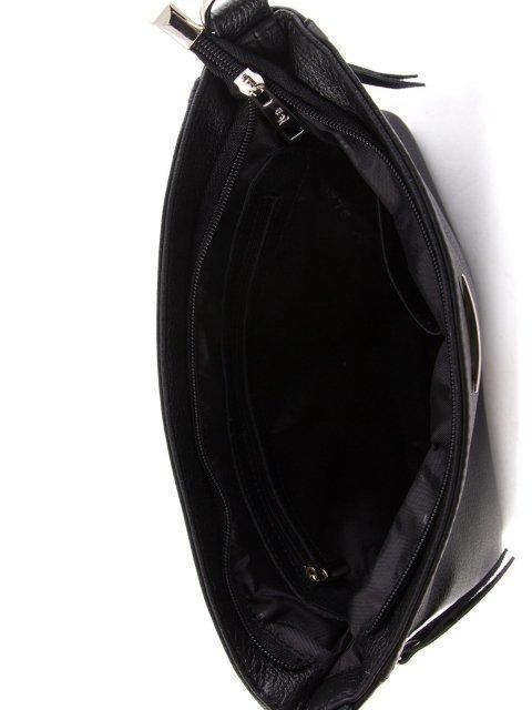 Чёрная сумка планшет S.Lavia (Славия) - артикул: 0015 13 01 - ракурс 5