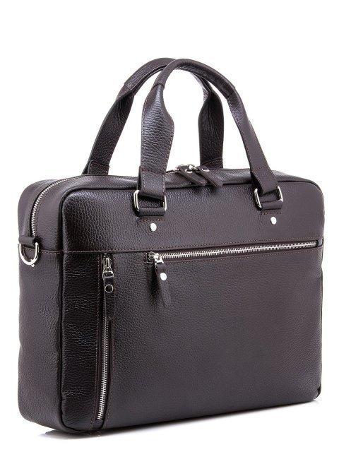 Коричневая сумка классическая S.Lavia (Славия) - артикул: 0043 12 12 - ракурс 1