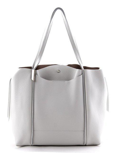 Белый шоппер Arcadia - 13990.00 руб
