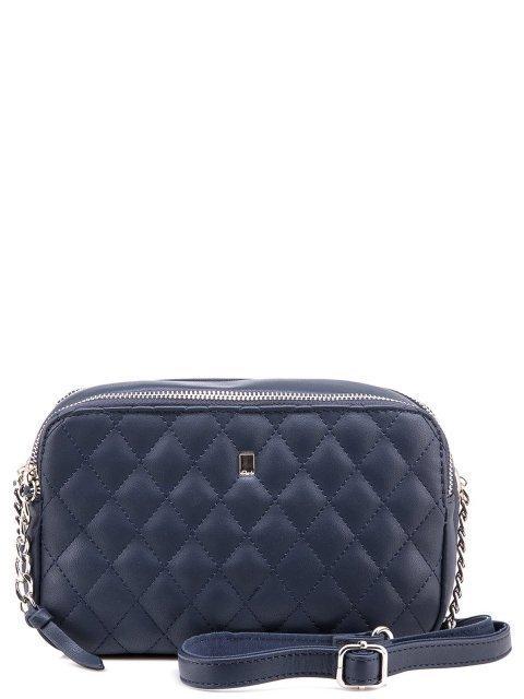 Синяя сумка планшет David Jones - 1150.00 руб