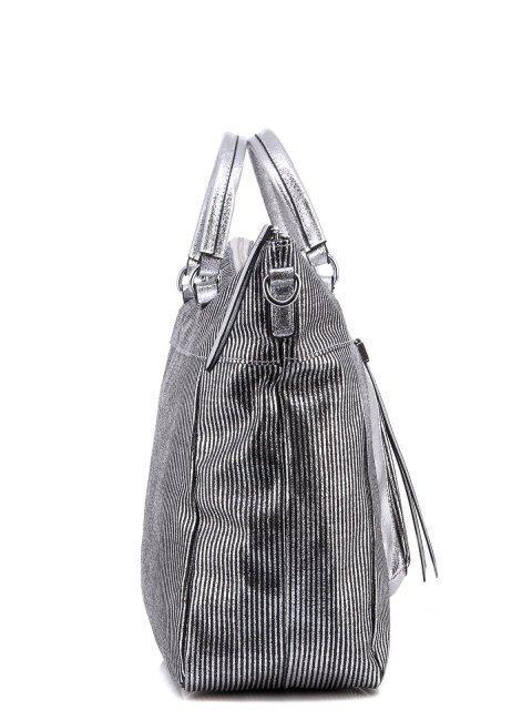 Серебряный шоппер Domenica (Domenica) - артикул: 0К-00002054 - ракурс 2