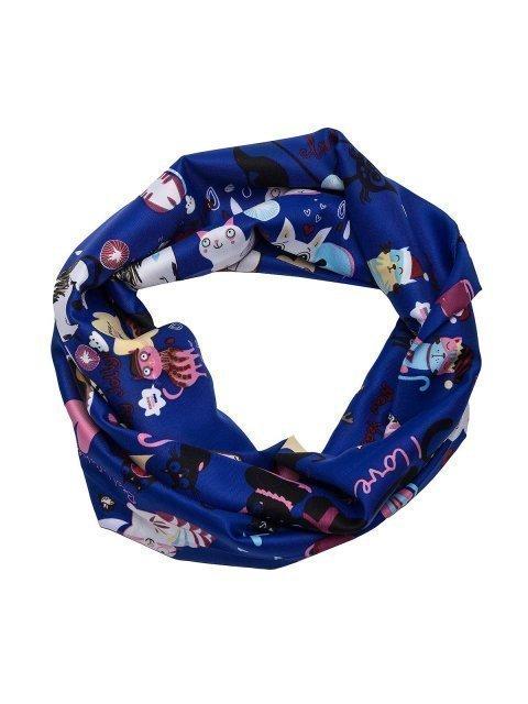 Синий платок Palantinsky - 599.00 руб