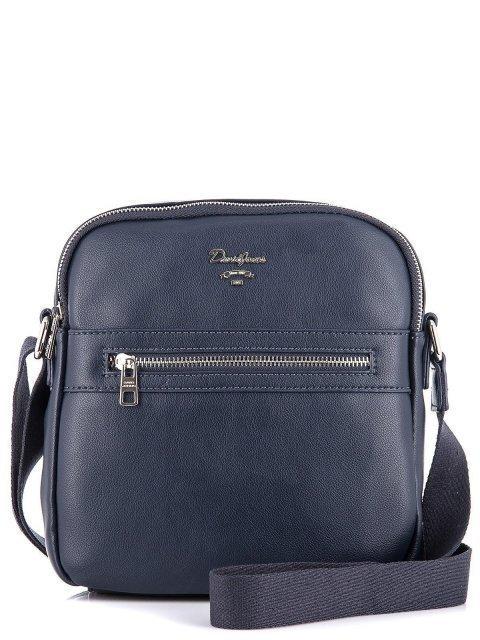 Синяя сумка планшет David Jones - 2190.00 руб