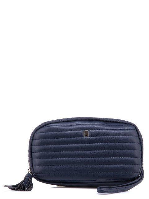 Синяя сумка планшет David Jones - 680.00 руб