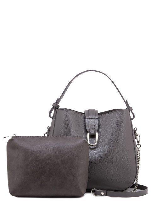 Серая сумка мешок S.Lavia - 2029.00 руб