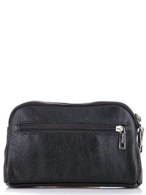 Чёрная сумка планшет S.Lavia (Славия) - артикул: 0018 12 01 - ракурс 3