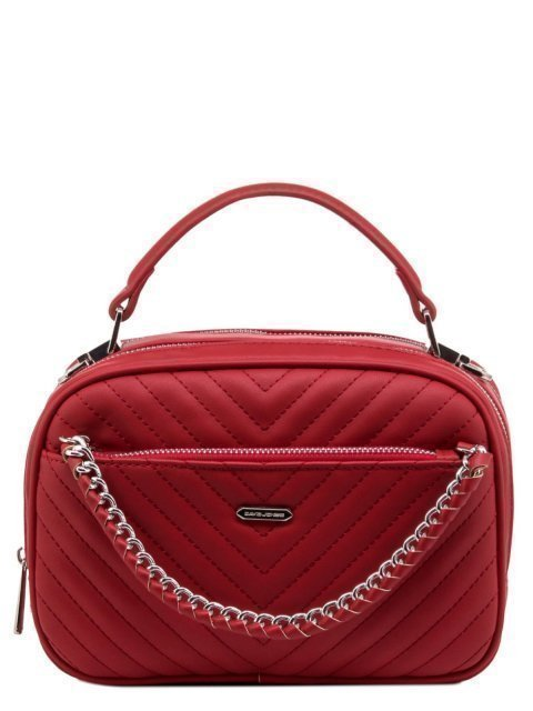 Красная сумка планшет David Jones - 1099.00 руб